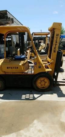 Home - M&M Forklift Salvage | Forklift Parts & Forklift Sales