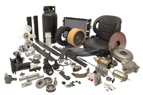 New and Used Parts and Forklift Sales